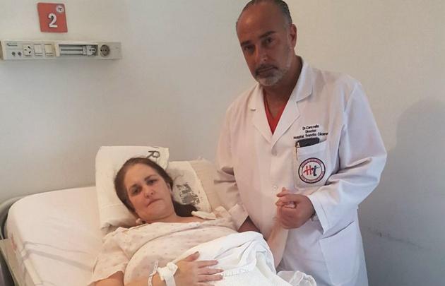 Balearon a una mujer ya su hijo durante un asalto en Córdoba